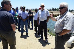 Tour of the Fresno State University Agricultural Laboratory (Farm)